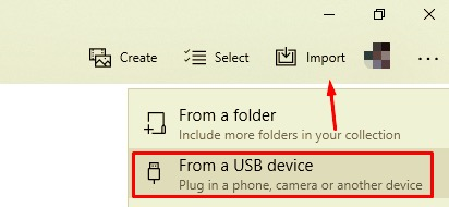 写真アプリを使用してiPhoneからPCにビデオを転送する