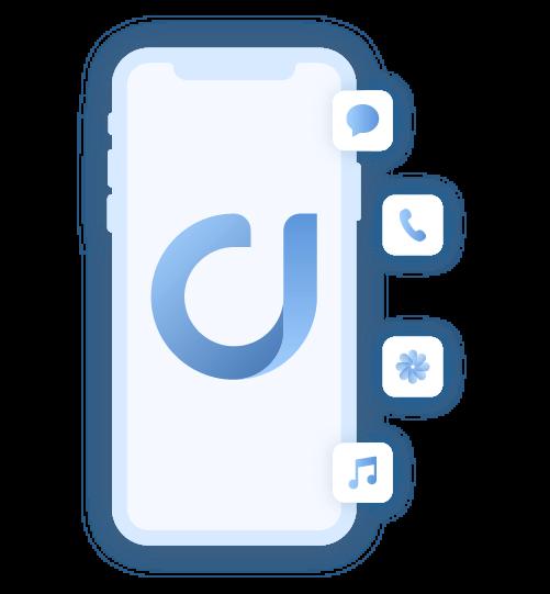 FoneDog iOSデータ復元