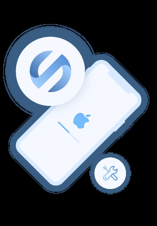 FoneDog iOSシステム復元